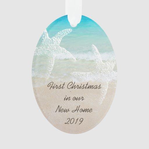 Tropical Christmas New Home Coastal Theme