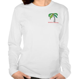 Tropical Christmas T Shirts