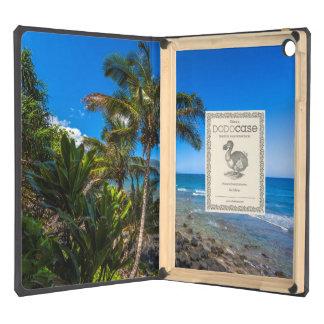 Tropical coastline case for iPad air
