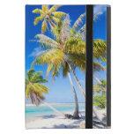 Tropical coastline covers for iPad mini