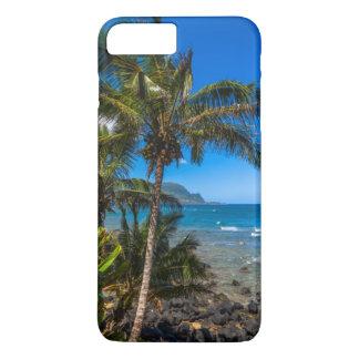 Tropical coastline iPhone 8 plus/7 plus case
