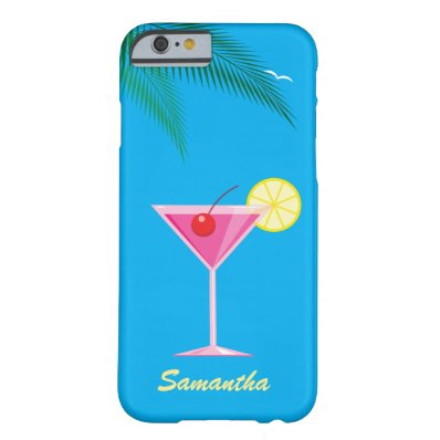 Tropical Cocktail iPhone 6/6s Case