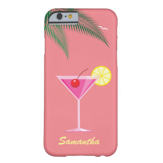 Tropical Cocktail iPhone 6/6s Case - coral