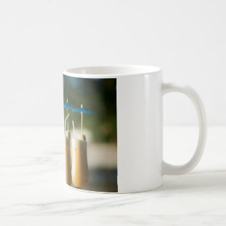 Tropical cocktails for two coffee mug
