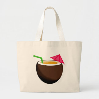 Tropical Coconut Drink Bags