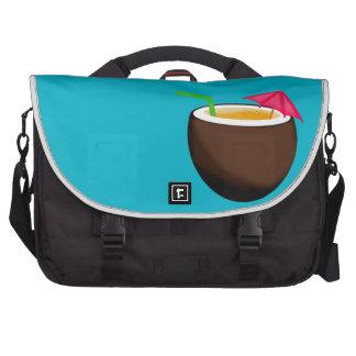 Tropical Coconut Drink Commuter Bag