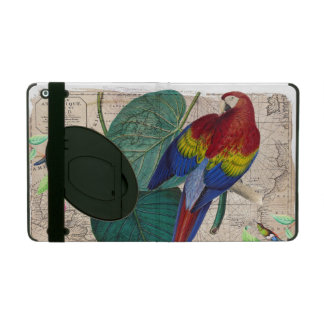Tropical Collage iPad Cover
