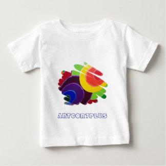 Tropical Color Spirals Infant T-Shirt