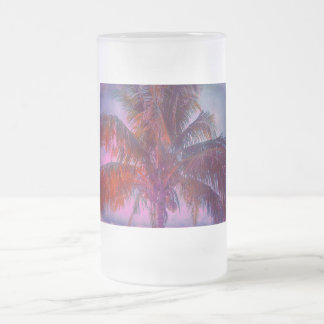Tropical Color Wave Frost Beer Mug