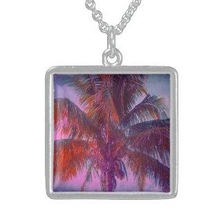 Tropical Color Wave Necklace