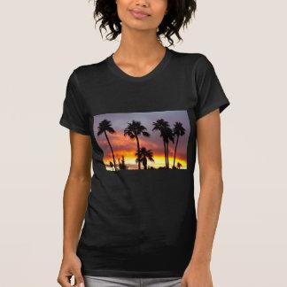 Tropical Colorful Storm Tshirts
