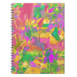 Tropical Colours Note Book