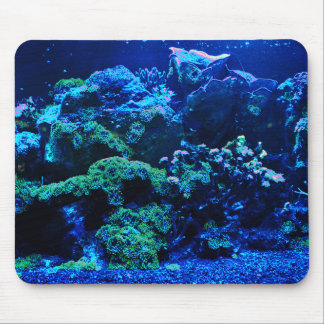 Tropical Coral Reef Mouse Pad