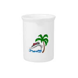 TROPICAL CRUISE DRINK PITCHER