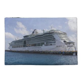 Tropical Cruise Ship Travel Accessory Bag