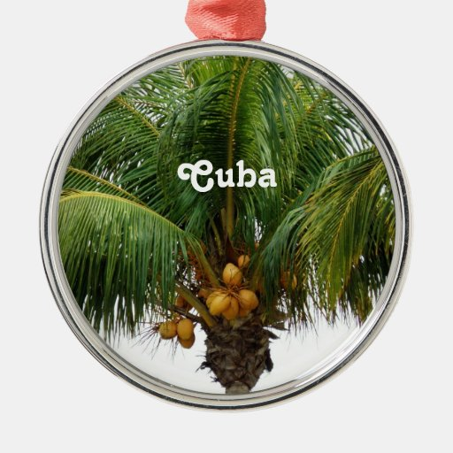 Cuban Christmas Ornaments