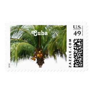 Tropical Cuba Postage