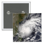 Tropical Cyclone Baaz 2 Inch Square Button