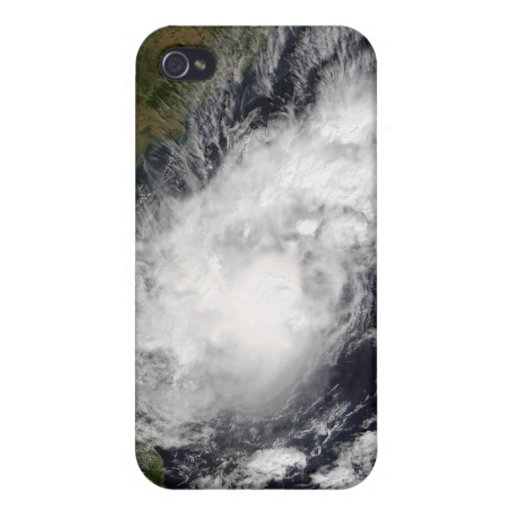Tropical Cyclone Baaz iPhone 4 Cases