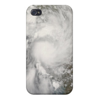 Tropical Cyclone Billy Cases For iPhone 4