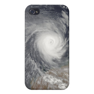 Tropical Cyclone Billy off Australia iPhone 4/4S Case