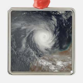 Tropical Cyclone Billy off Australia Metal Ornament