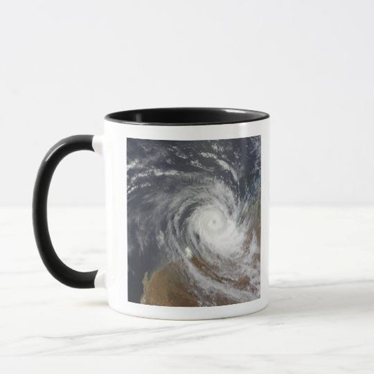 Tropical Cyclone Billy over Australia 2 Mug