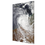 Tropical Cyclone Billy over Australia Stretched Canvas Prints