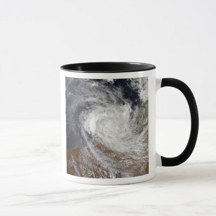 Tropical Cyclone Billy over Australia Mug