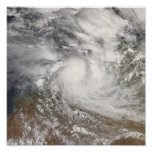 Tropical Cyclone Billy Poster