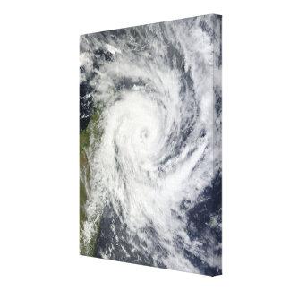 Tropical Cyclone Bingiza Canvas Print