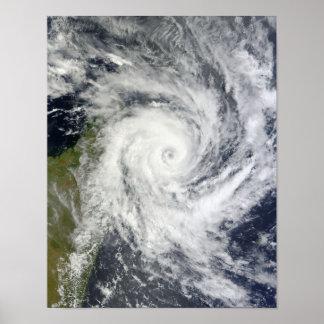 Tropical Cyclone Bingiza Poster