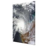 Tropical Cyclone Carlos Canvas Print