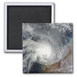 Tropical Cyclone Carlos Fridge Magnets