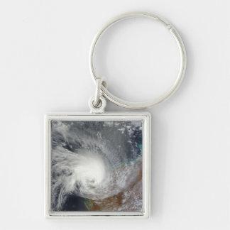 Tropical Cyclone Carlos Keychain