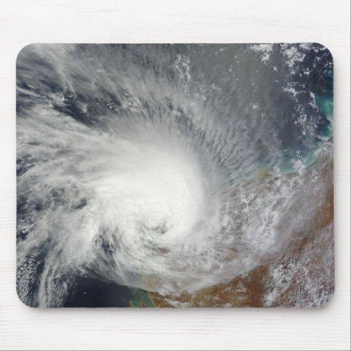 Tropical Cyclone Carlos Mouse Pad