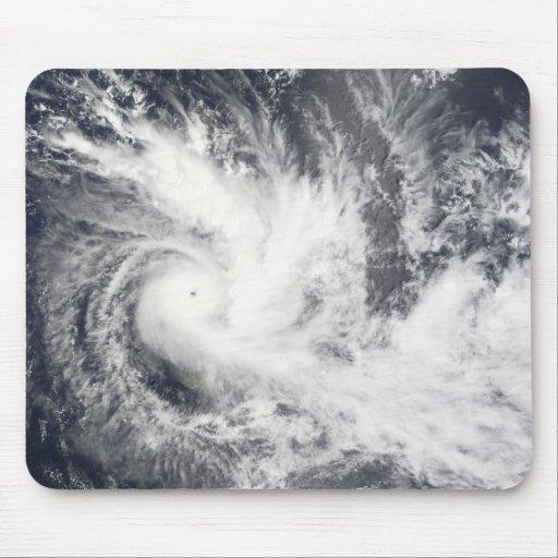 Tropical Cyclone Daman Mouse Pad