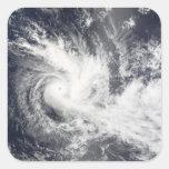 Tropical Cyclone Daman Square Sticker