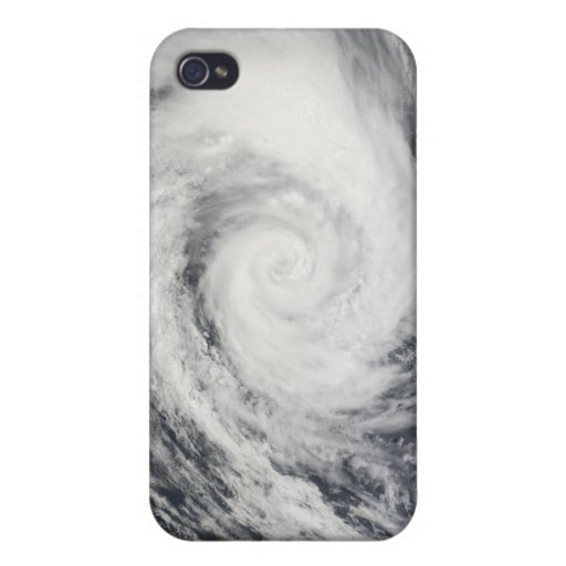 Tropical Cyclone Dianne 2 Case For iPhone 4