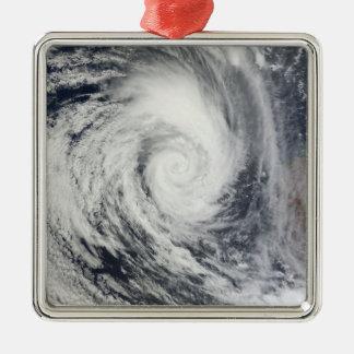 Tropical Cyclone Dianne 2 Metal Ornament