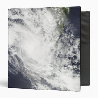 Tropical Cyclone Fami hovers over Madagascar 3 Ring Binder