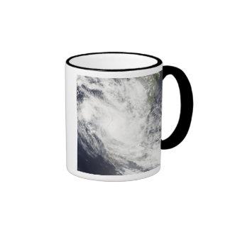 Tropical Cyclone Fami hovers over Madagascar Coffee Mugs