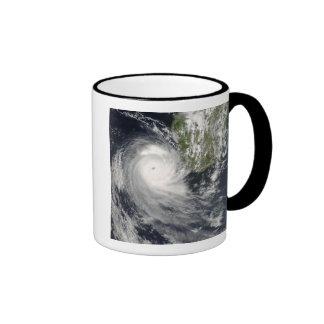 Tropical Cyclone Favio off Madagascar Coffee Mugs