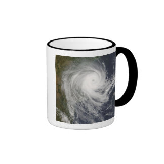 Tropical Cyclone Favio over Mozambique Coffee Mugs