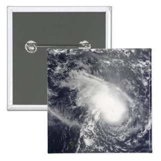 Tropical Cyclone Gael approaching Madagascar Pinback Button