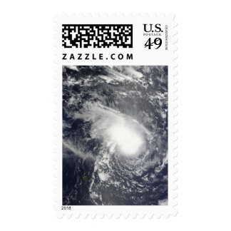 Tropical Cyclone Gael approaching Madagascar Postage Stamps