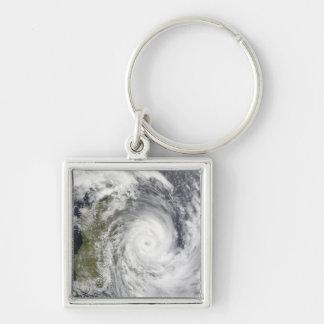 Tropical Cyclone Gael off Madagascar 2 Keychain