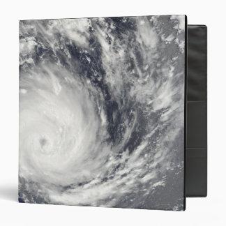 Tropical Cyclone Gael off Madagascar 3 Ring Binder