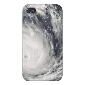 Tropical Cyclone Gael off Madagascar iPhone 4 Covers