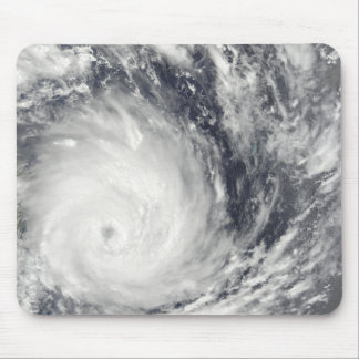 Tropical Cyclone Gael off Madagascar Mouse Pad